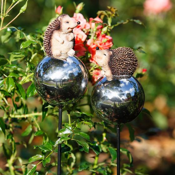 Beetstecker Igel-Duo, 2er-Set