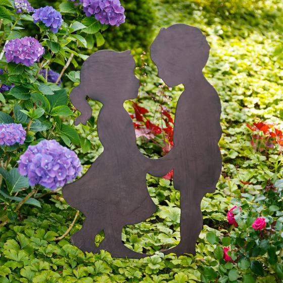 Gartenstecker Anna & Anton