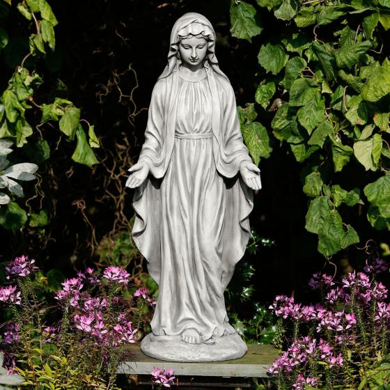 Gartenfigur Jungfrau Maria