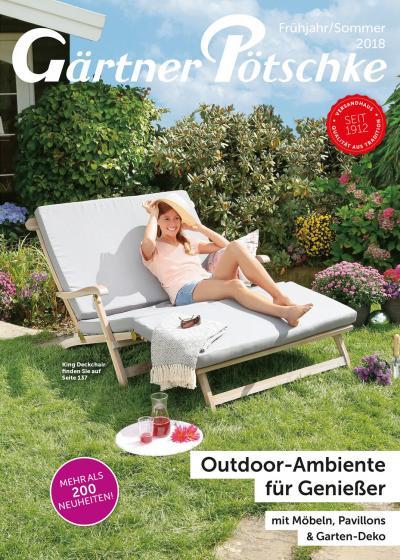 Outdoor-Ambiente für Genießer