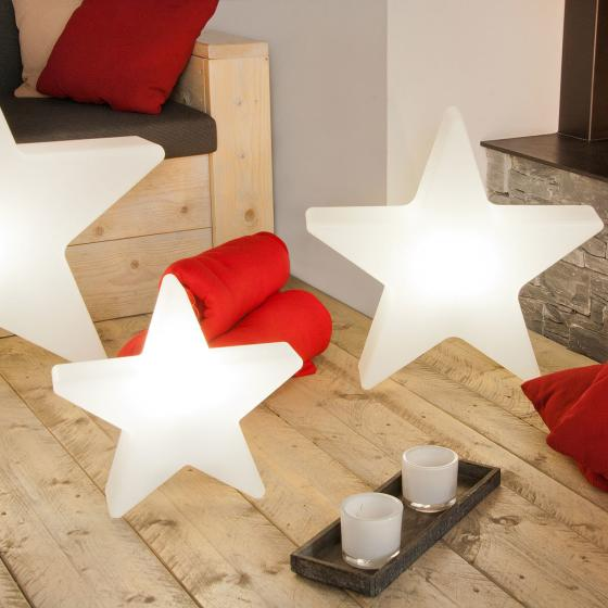 Solarleuchte Shining Star Mini, 60 cm