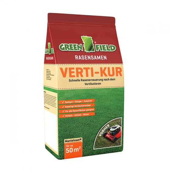 Greenfield Rasensamen Verti-Kur, 3,2 kg
