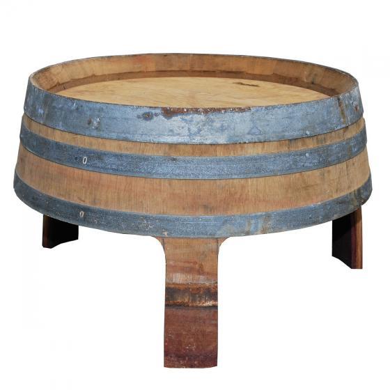 Whiskyfass Couchtisch / Beistelltisch