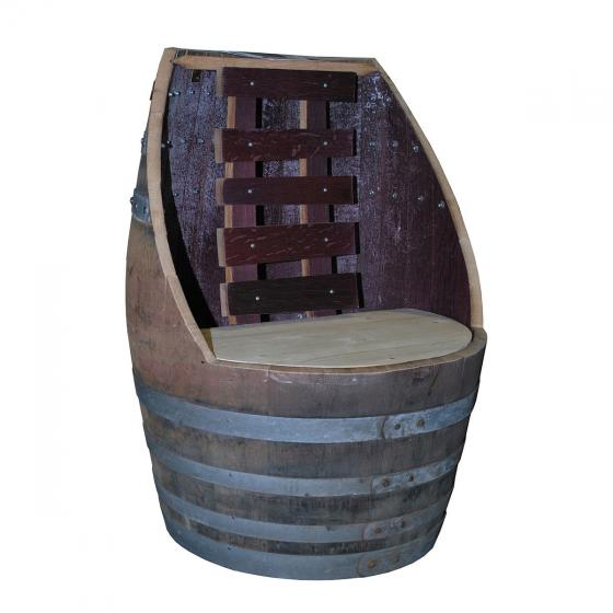 Whiskyfass Stuhl
