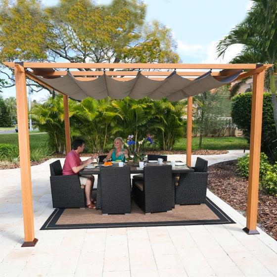 Pavillon Florida 11x11