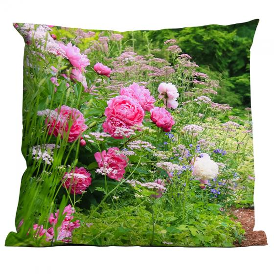 Outdoor-Kissen Flower Power 45 x 45 cm