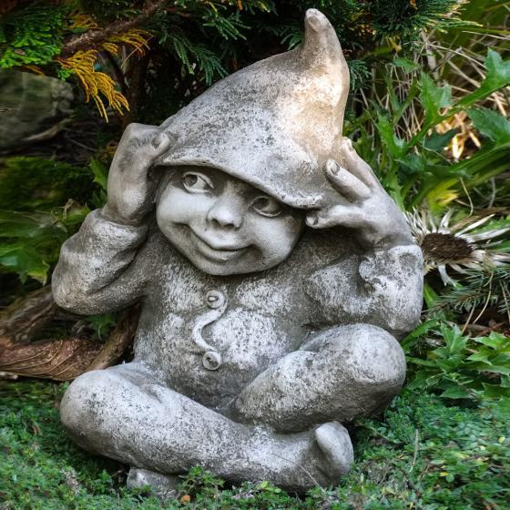 Gartenfigur Gnom Marty