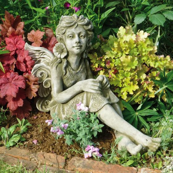 Gartenfigur Fee Fleur