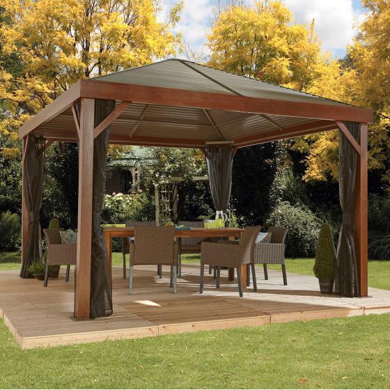 Pavillon South Beach 12x12 Wood