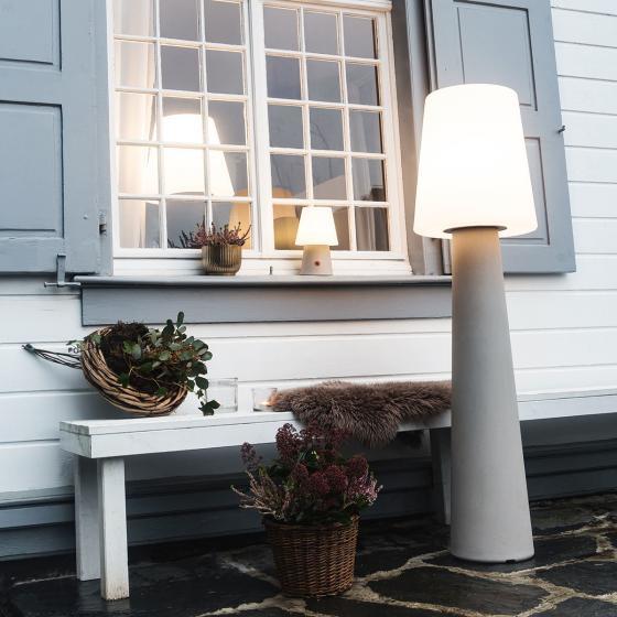 Tischleuchte No. 1, Kabel, 160 cm, beige