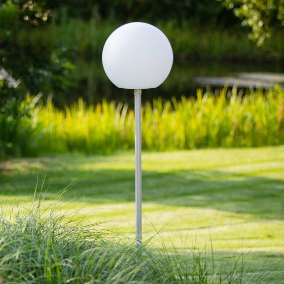 Super LED-Gartenstableuchte Sky Solutions Globe