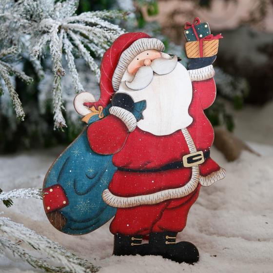 Weihnachtsmann Helge