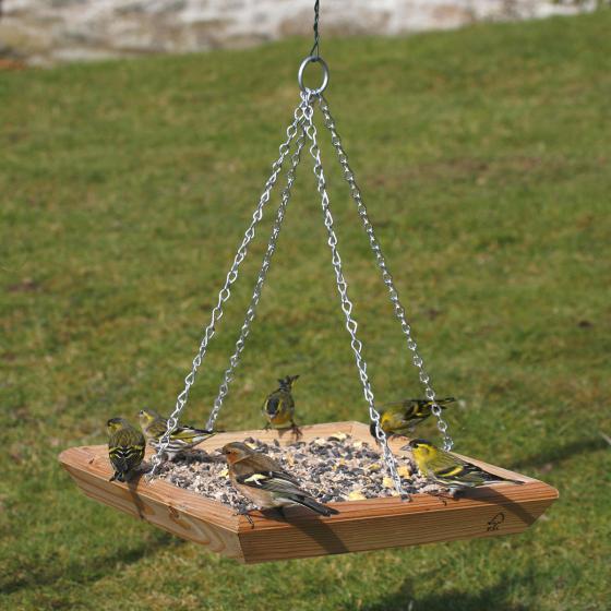 Vogelfutterstelle Tischlein-Deck-Dich