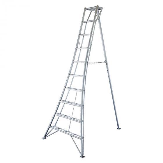 NIWAKI 3-Holm-Gartenleiter 300 cm