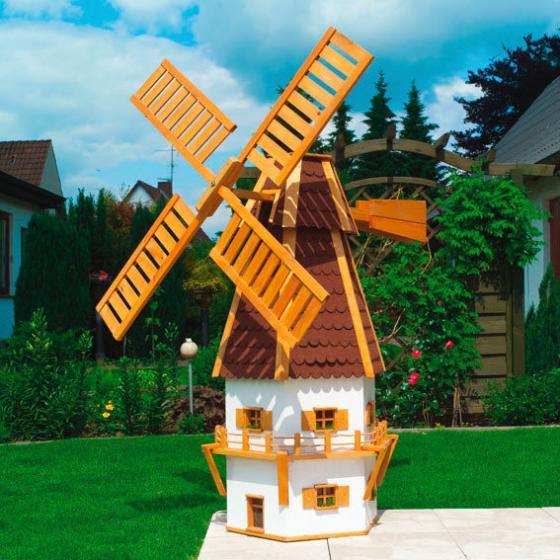 Windmühle Jever klein