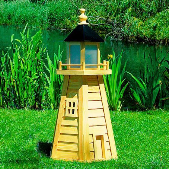 Leuchtturm Norderney klein natur