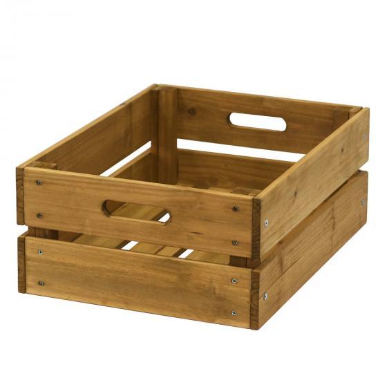 VegTrug Aufbewahrungsbox 30x40x15,5 cm natur