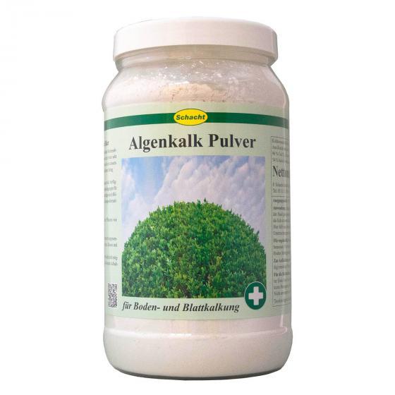 Schacht Algenkalk Pulver, 1,75 kg