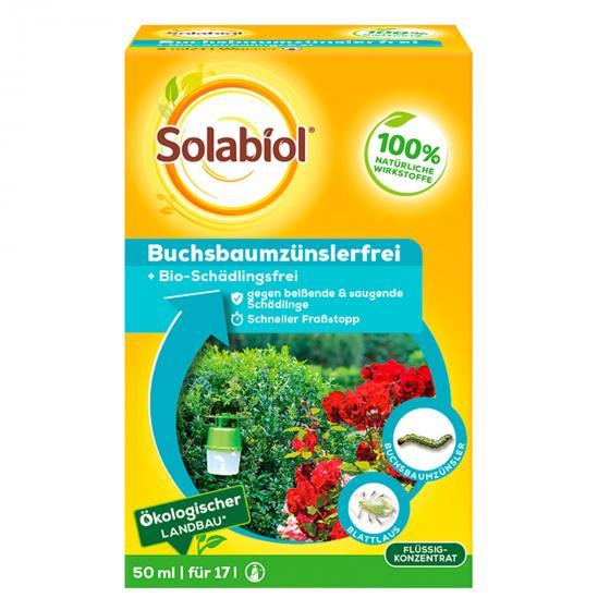 Solabiol Buchsbaumzünslerfrei, 50 ml