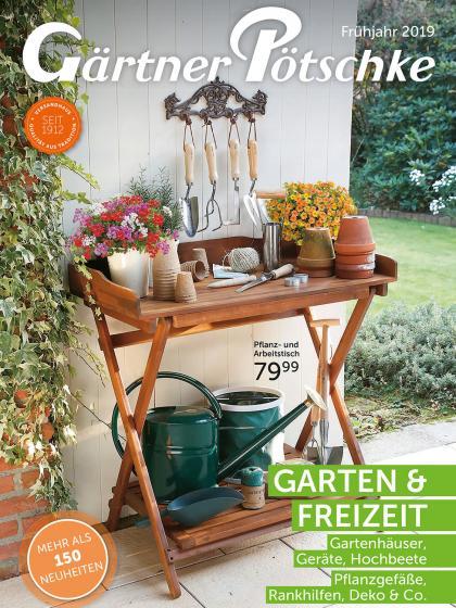 Garten & Freizeit Frühjahr 2019