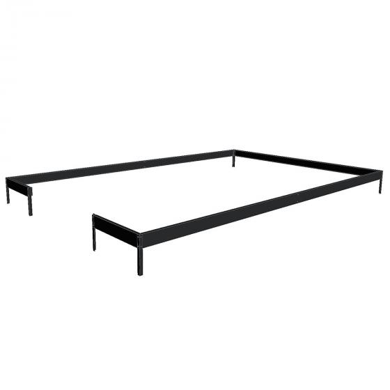 JULIANA Fundament Premium 13,0 m², schwarz