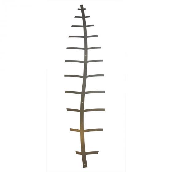 Rankgitter-Aufsatz für Rankblätter, 33x165 cm