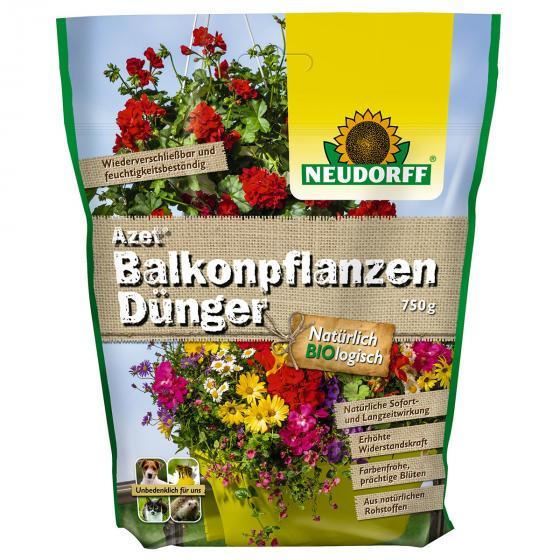 Neudorff Azet Balkonpflanzendünger, 750 g