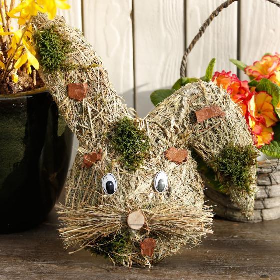 Deko-Hasenkopf Bugs Bunny