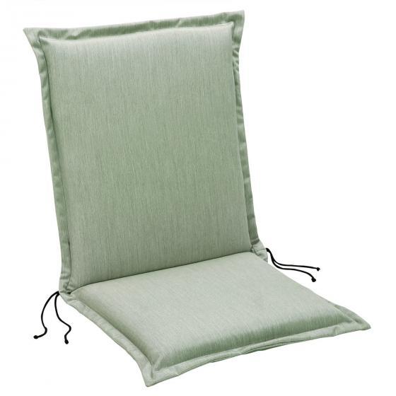 Premium Niedriglehner Madrid, 100x50 cm, grün