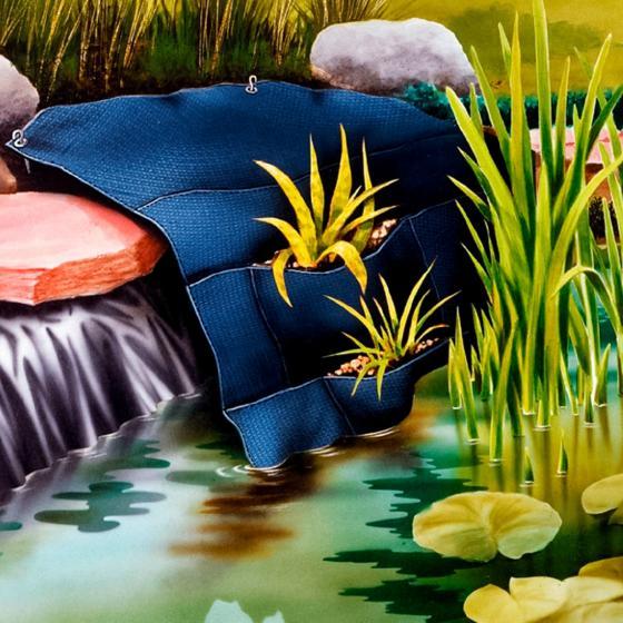 Böschungsmatte, 110 x 105 cm