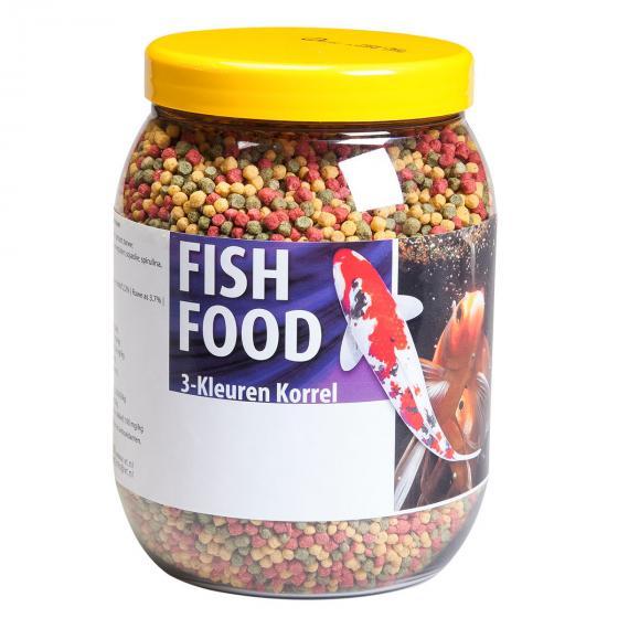 Fischfutter Perlen, 1,5 l