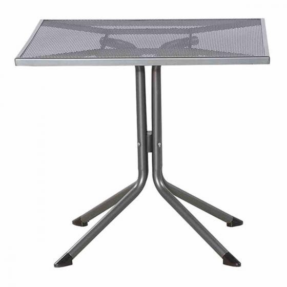 Siena Garden Elda Plus Tisch, 80x80x71 cm, Stahl