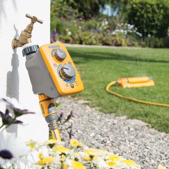 Hozelock Bewässerungssteuerung Plus Controller