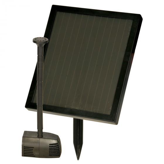 Hozelock Solar-Teichpumpe Cascade 300
