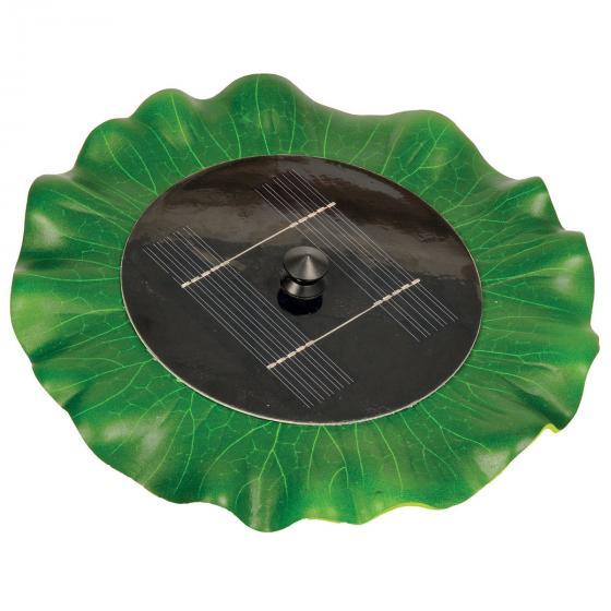 Hozelock Solar-Wasserspiel Cascade Lily