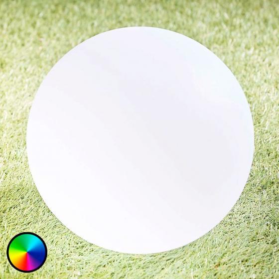 LED-Dekoleuchte Tomila, USB, RGB-Farbwechsel, 30 cm
