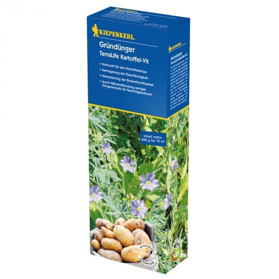 Bodenkur Terra Life Kartoffel-Vit, 500 g