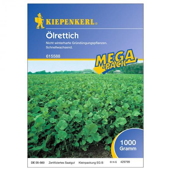 Bodenkur Gründünger Ölrettich, 1 kg