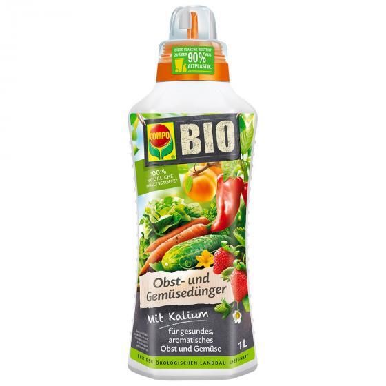 BIO Obst- und Gemüsedünger, 1 Liter