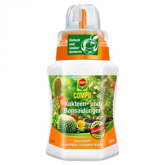 Kakteen- und Bonsaidünger, 250 ml