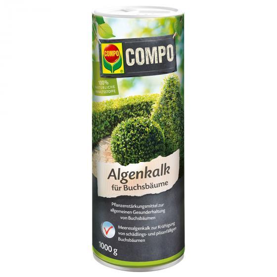 Compo Algenkalk für Buchsbäume, 1 kg
