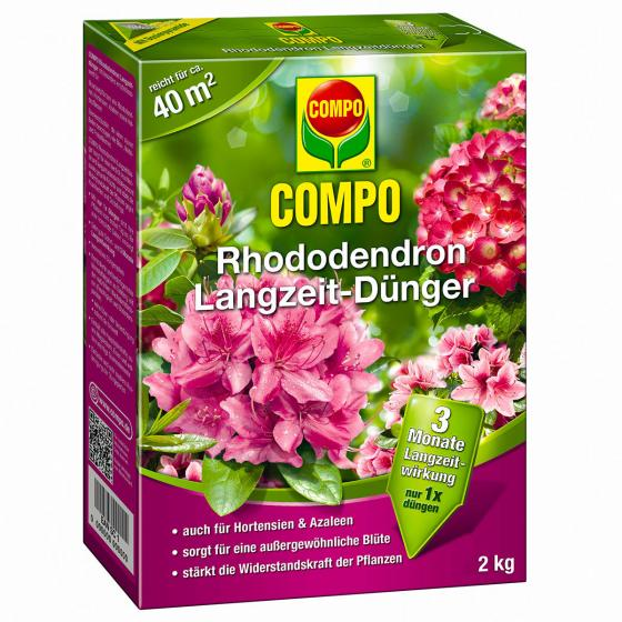 Compo RhododendronLangzeit-Dünger, 2 kg