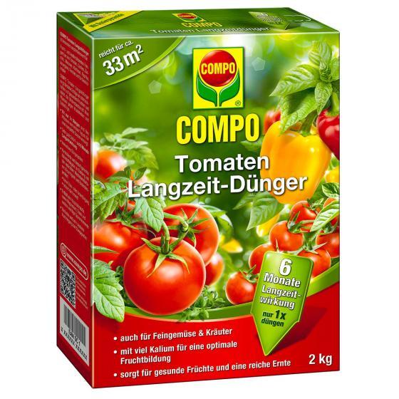 Tomaten Langzeit-Dünger, 2 kg