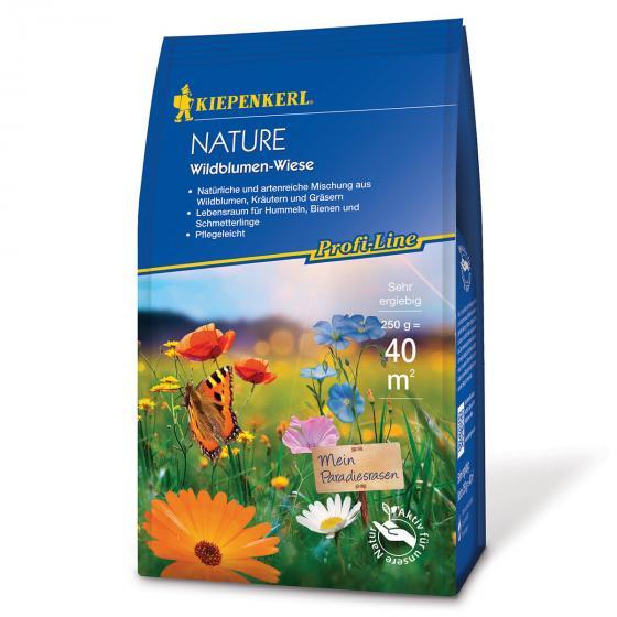 Kiepenkerl Profi-Line Nature Wildblumen-Wiesensamen, 250 g