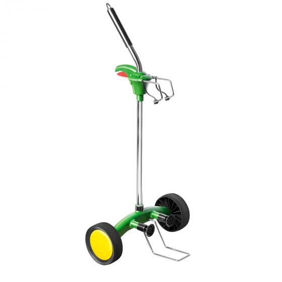 Topf- u. Kistentrolley, 120 x 25 cm, grün