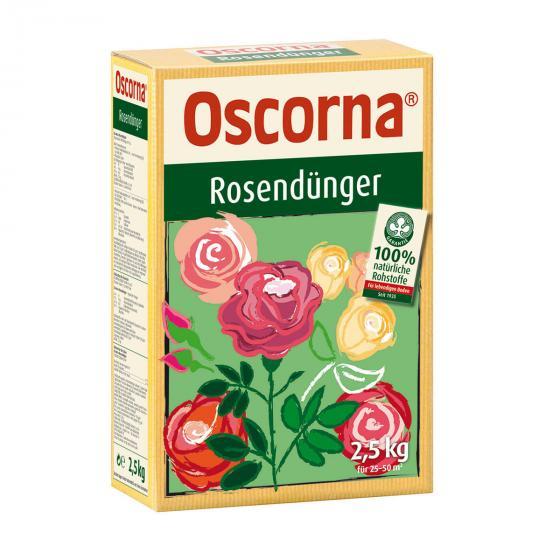 Oscorna Rosendünger, 2,5kg