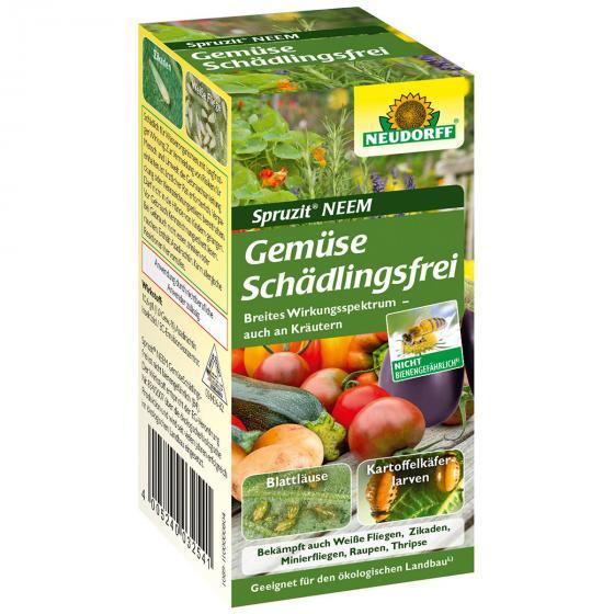 Spuzit® Neem Gemüse Schädlingsfrei, 30 ml