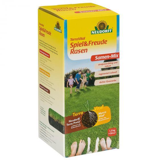 TerraVital® Spiel&Freude Rasen, 1,5 kg