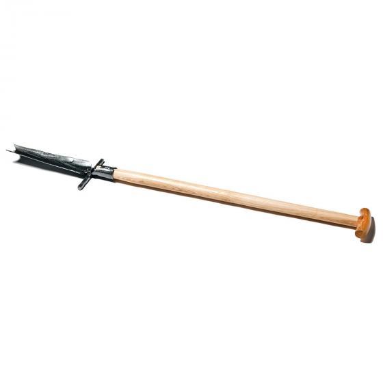 Unkrautstecher mit Tritt, 114 cm