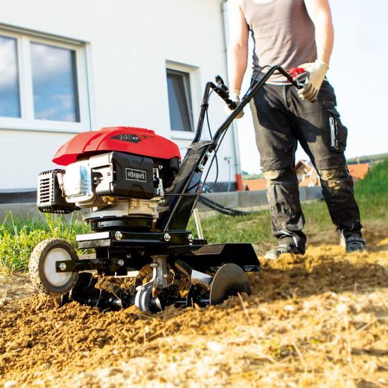 Benzin-Gartenhacke MTP560